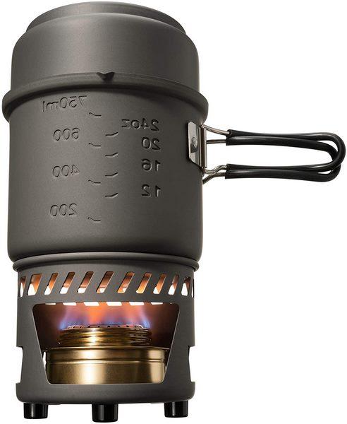 esbit alcohol stove review