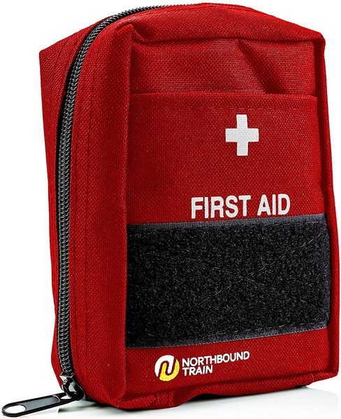 homemade ultralight backpacking first aid kit